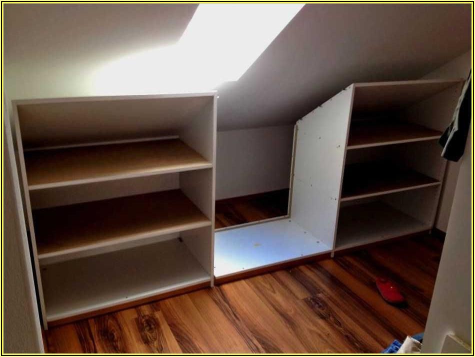 Kleine Kinderzimmer Mit Dachschräge Einrichten