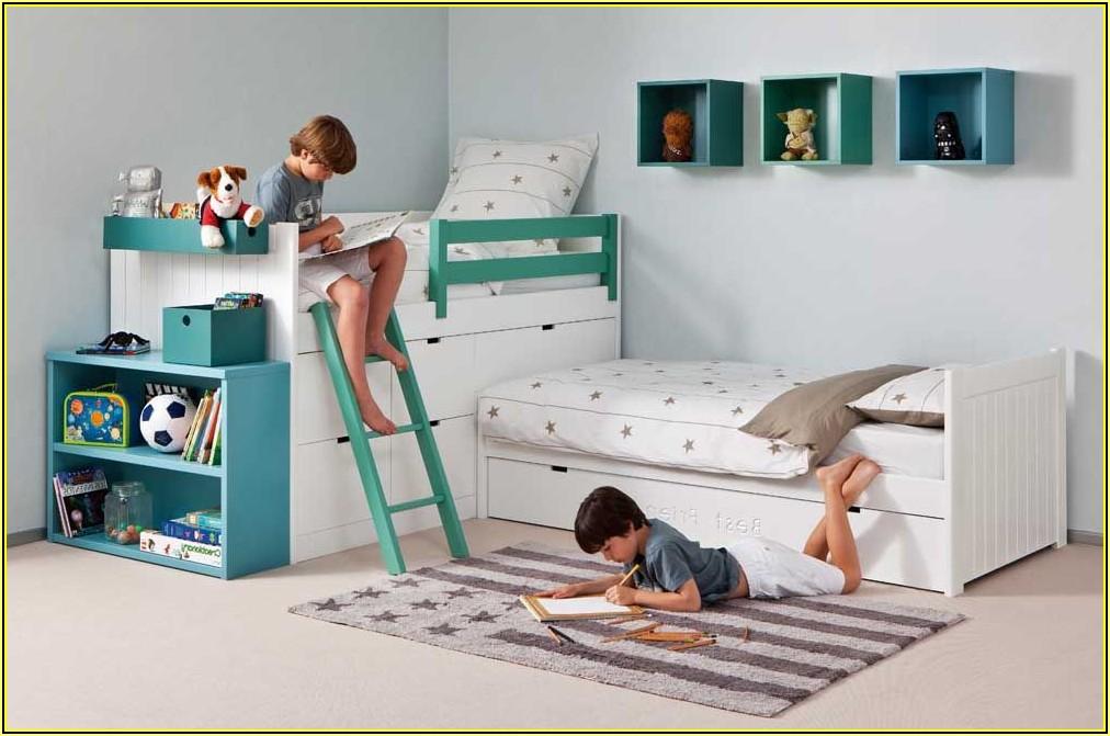 Kleines Kinderzimmer Für Zwei Kleinkinder