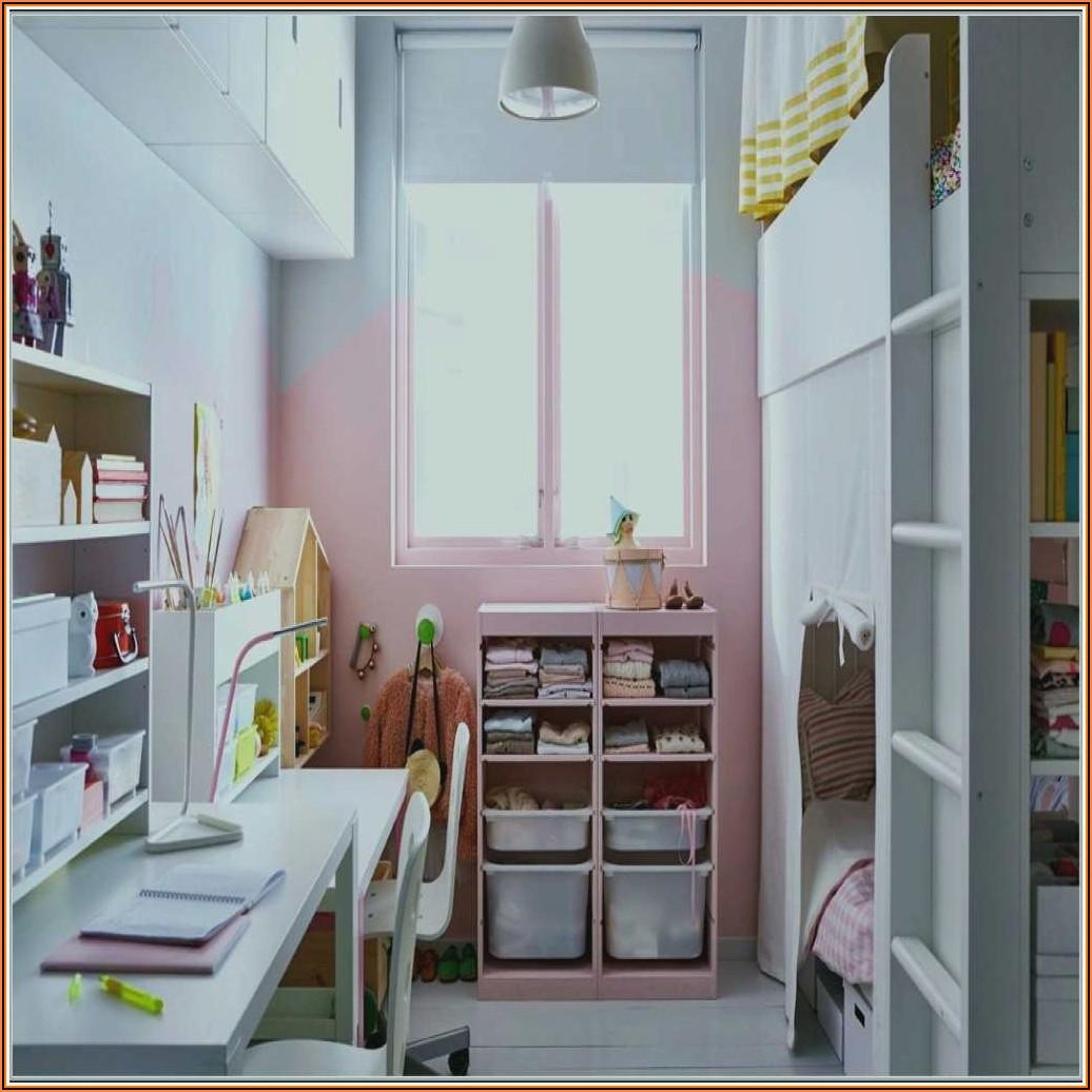 Kleines Kinderzimmer Sinnvoll Einrichten