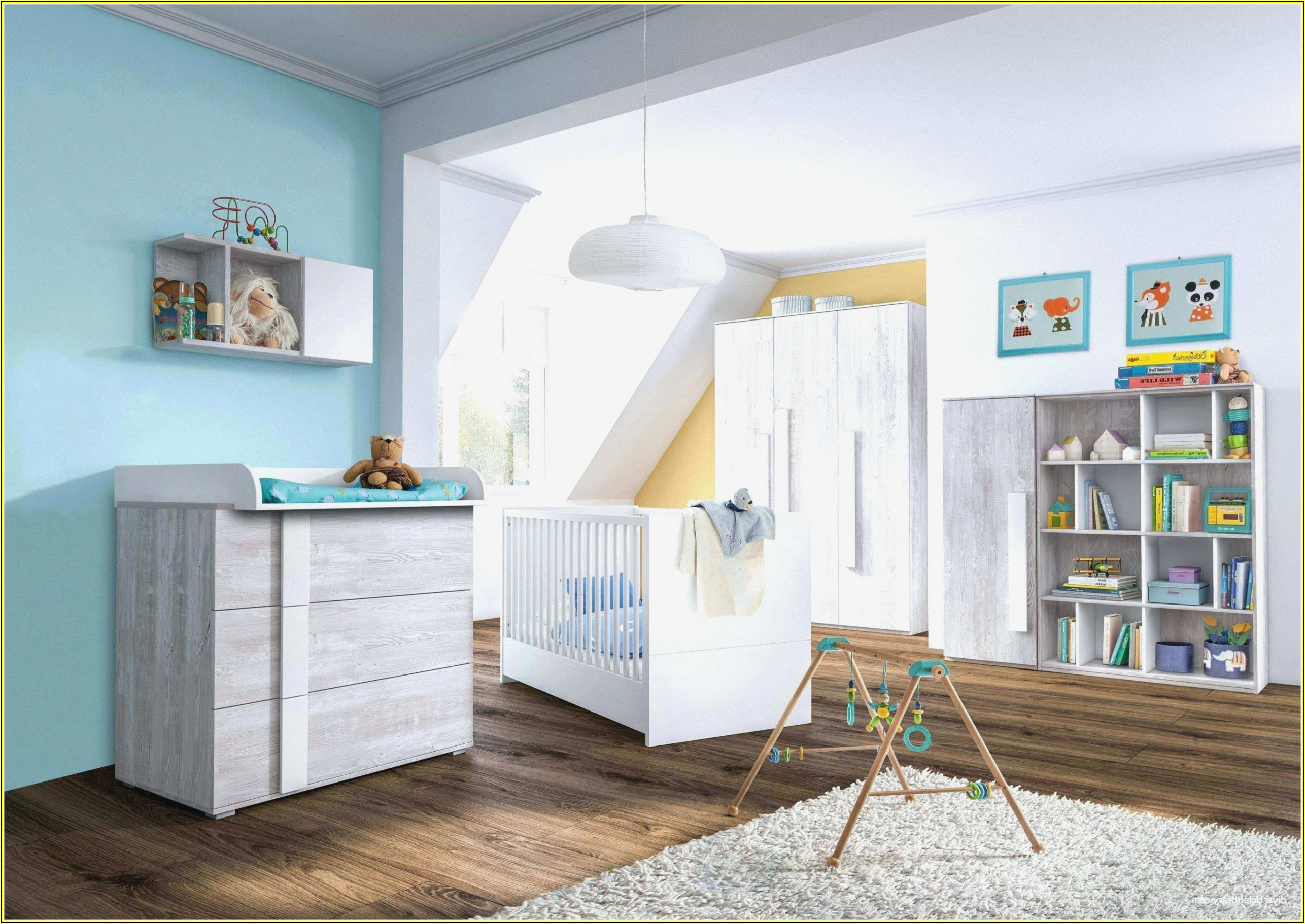 Kleines Schmales Kinderzimmer Einrichten