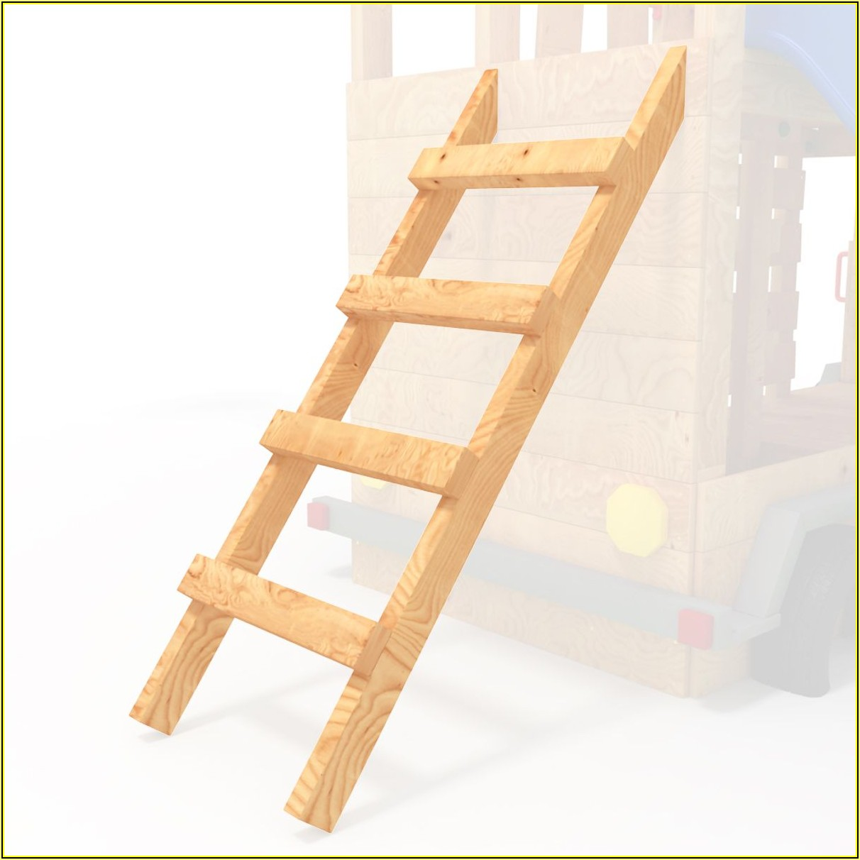 Klettergerüst Kinderzimmer Diy