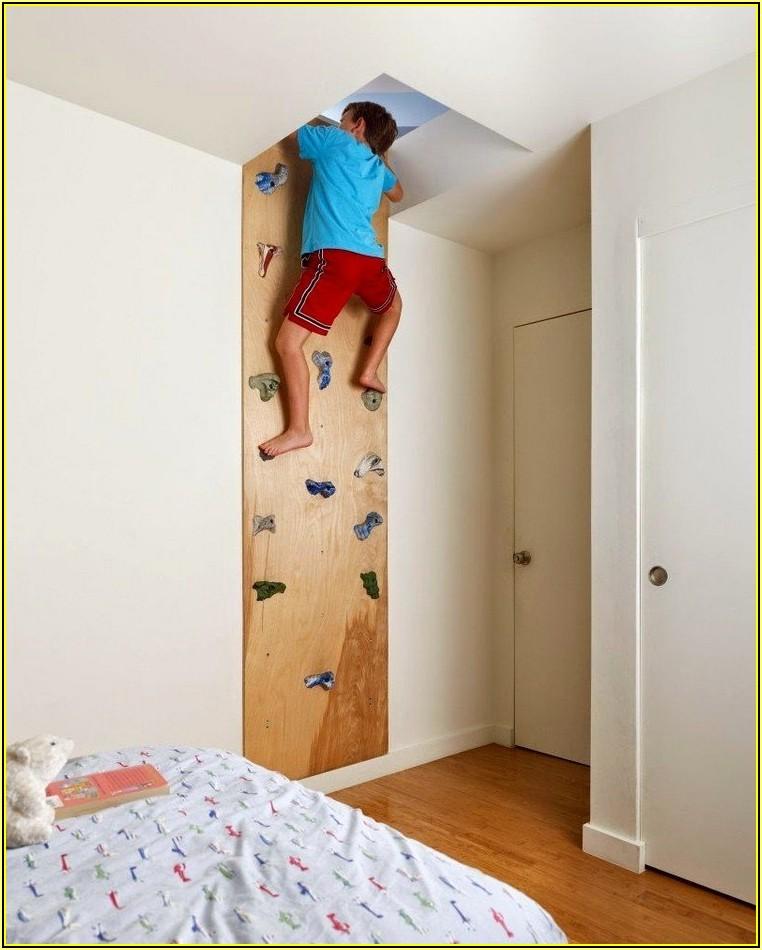 Kletterwand Für Kinderzimmer Selber Machen