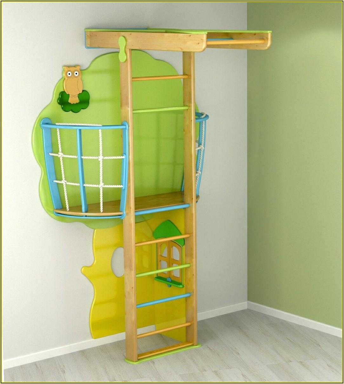 Kletterwand Kinderzimmer Selber Bauen