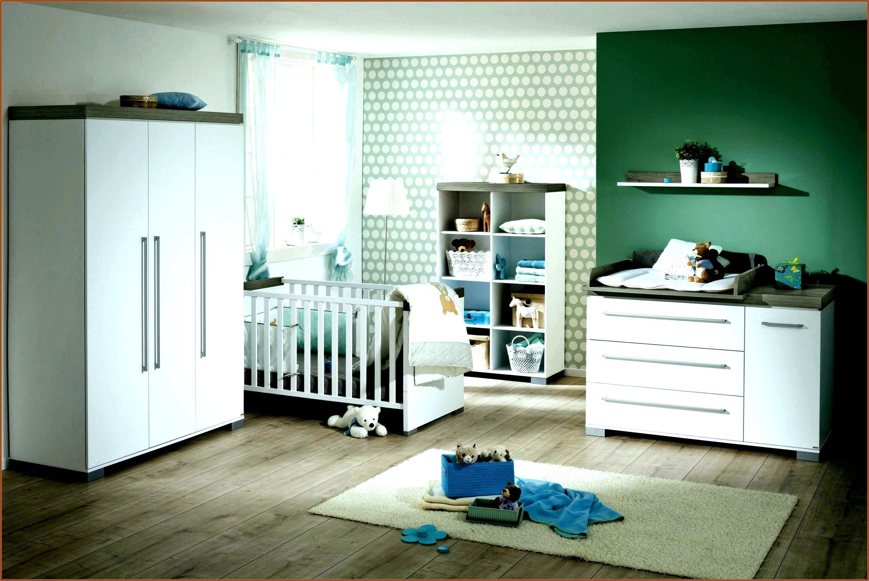Komplettes Babyzimmer Poco