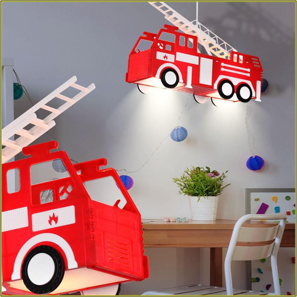 Lampe Für Kinderzimmer Junge