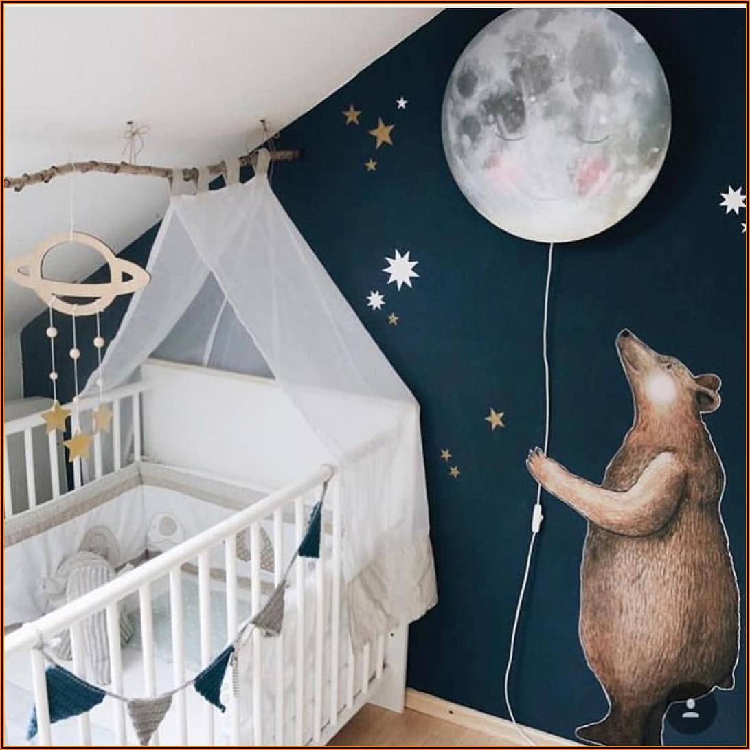 Lampe Kinderzimmer Bär