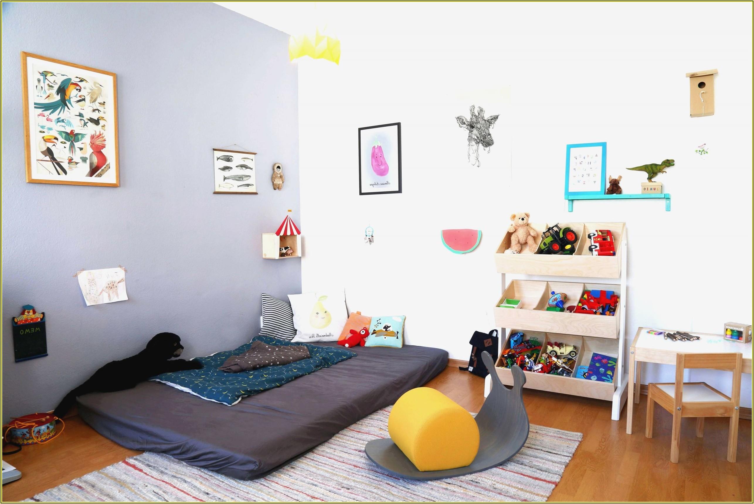 Langes Schmales Kinderzimmer Einrichten