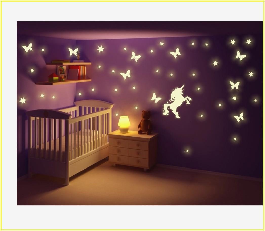 Leuchtende Sterne Für Kinderzimmer