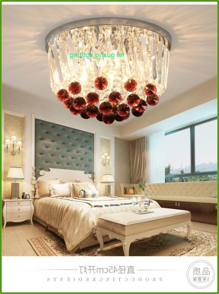Licht Deko Schlafzimmer
