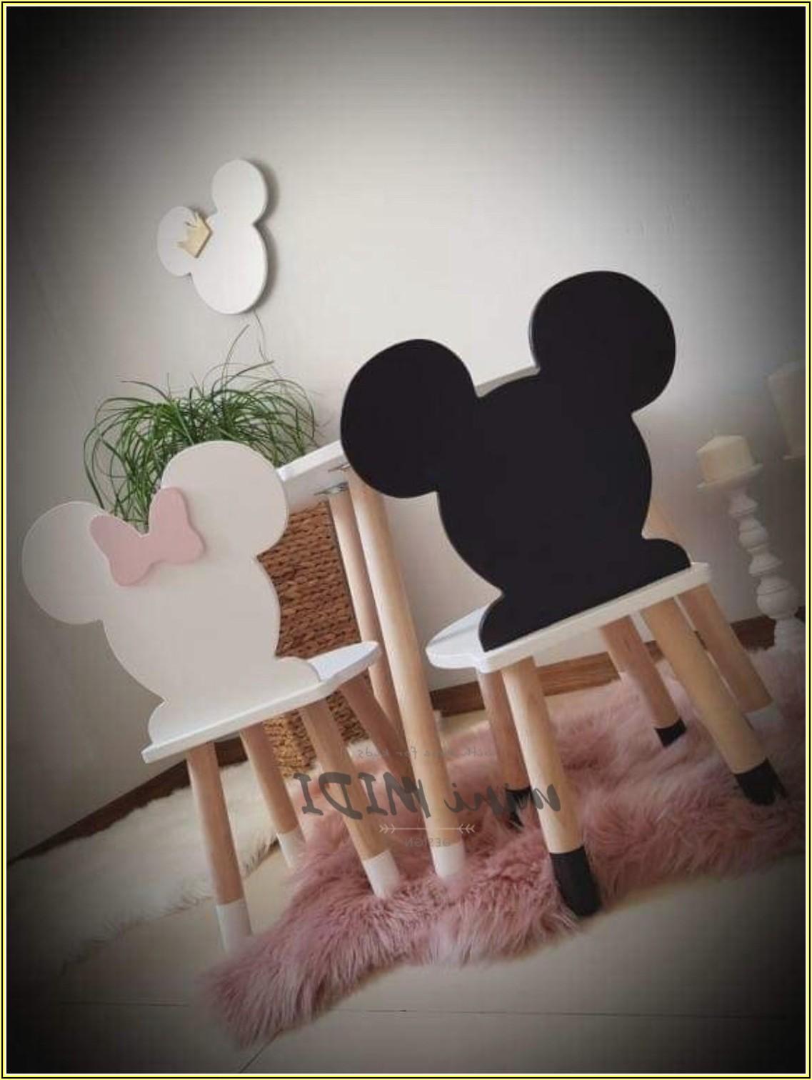 Micky Maus Kinderzimmer Deko