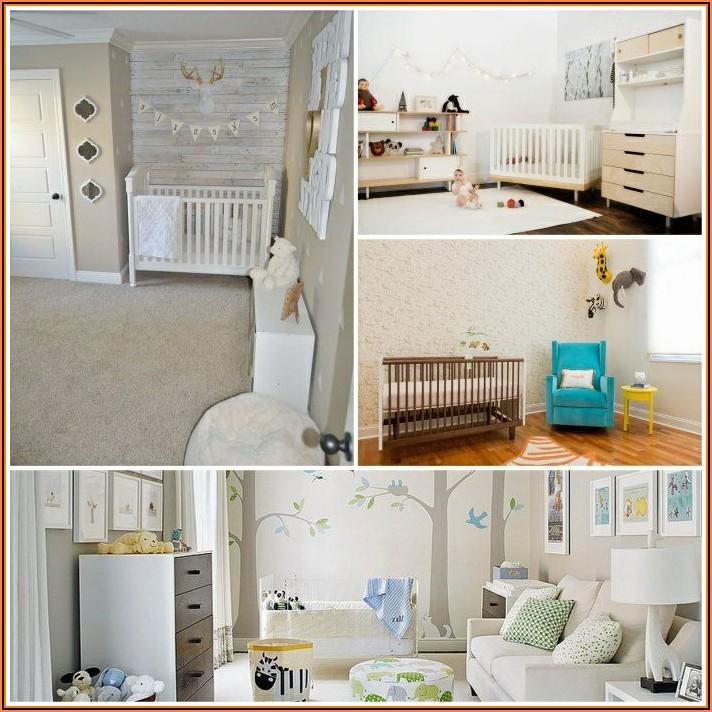 Moderne Babyzimmer Deko