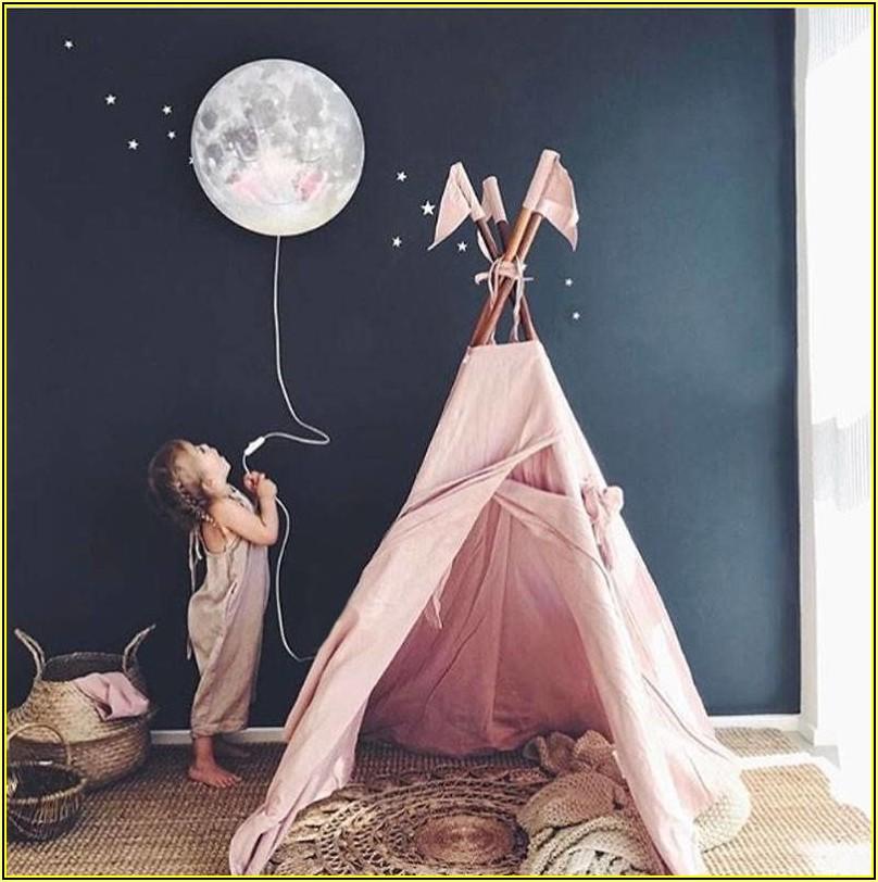 Mond Lampe Kinderzimmer Hartendief