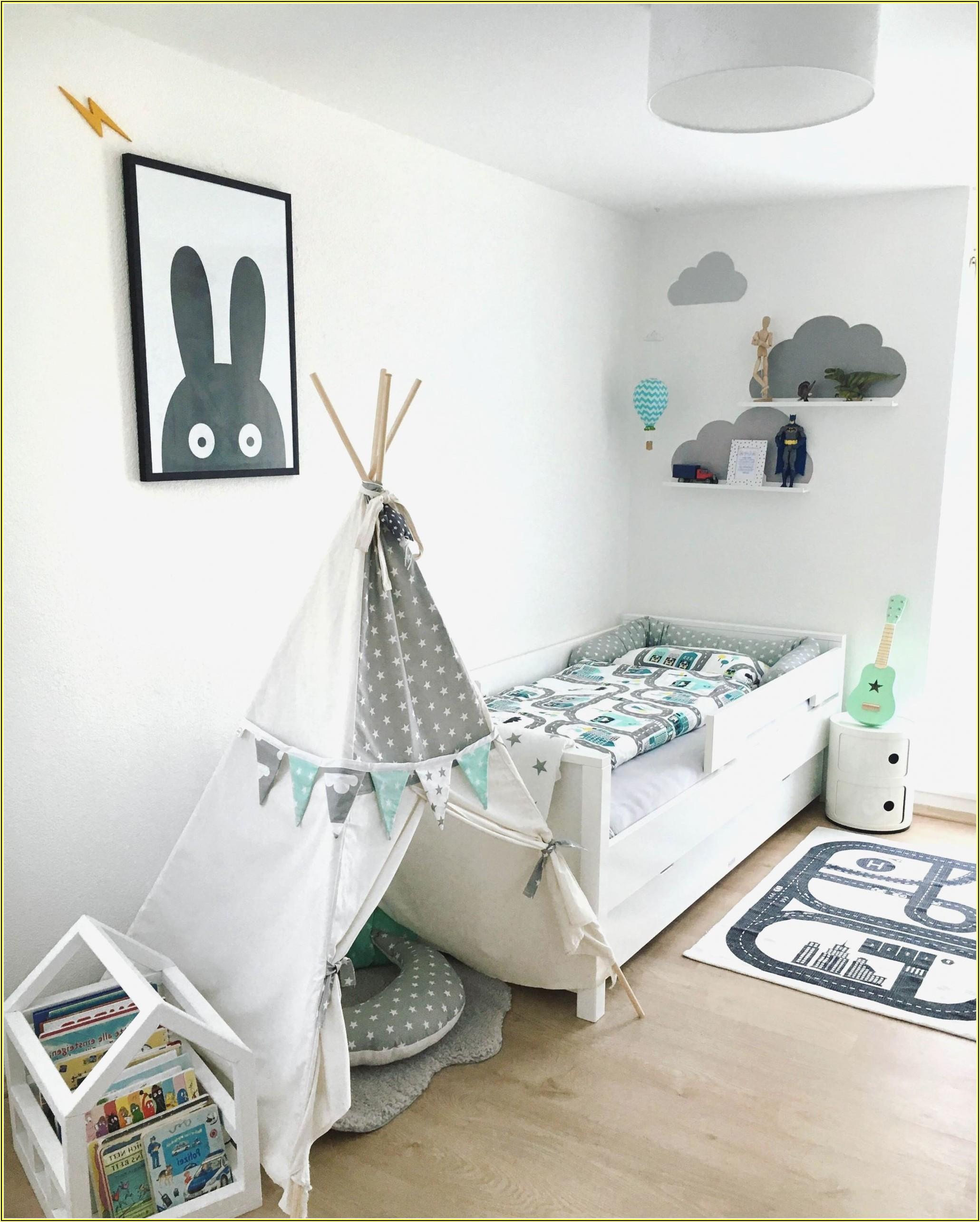 Montessori Kinderzimmer 1 Jahr