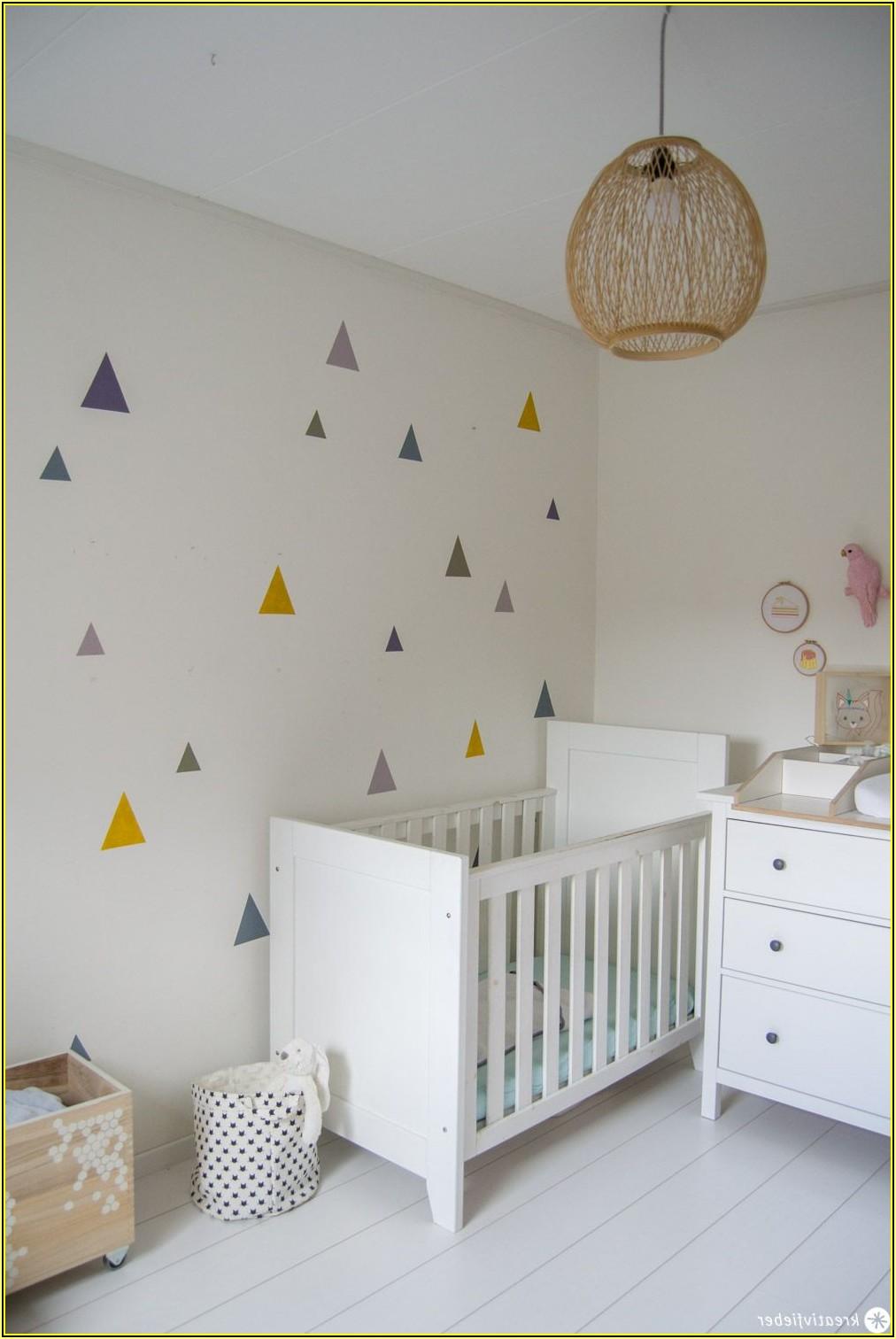 Muster Für Kinderzimmer Wand
