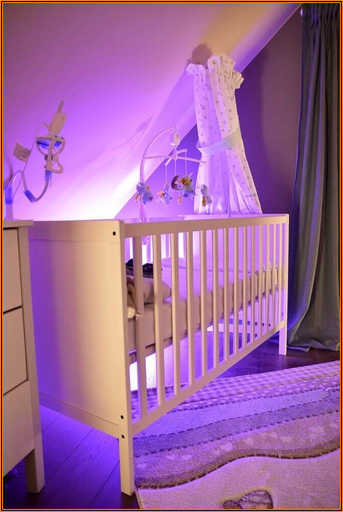 Nachts Licht Im Babyzimmer
