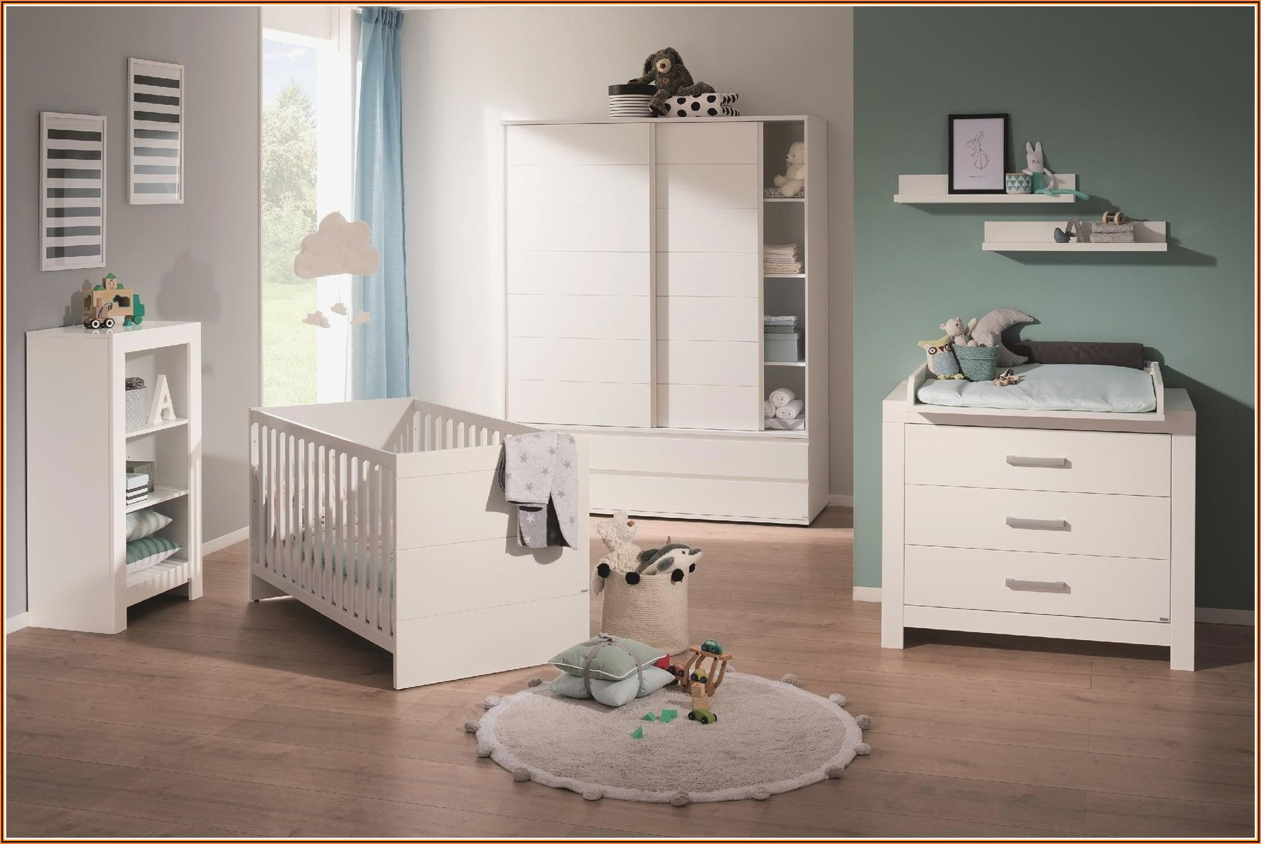 Paidi Babyzimmer Outlet