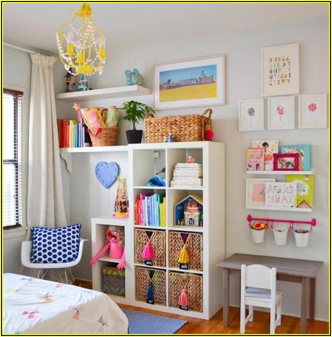 Regal Mit Körben Kinderzimmer
