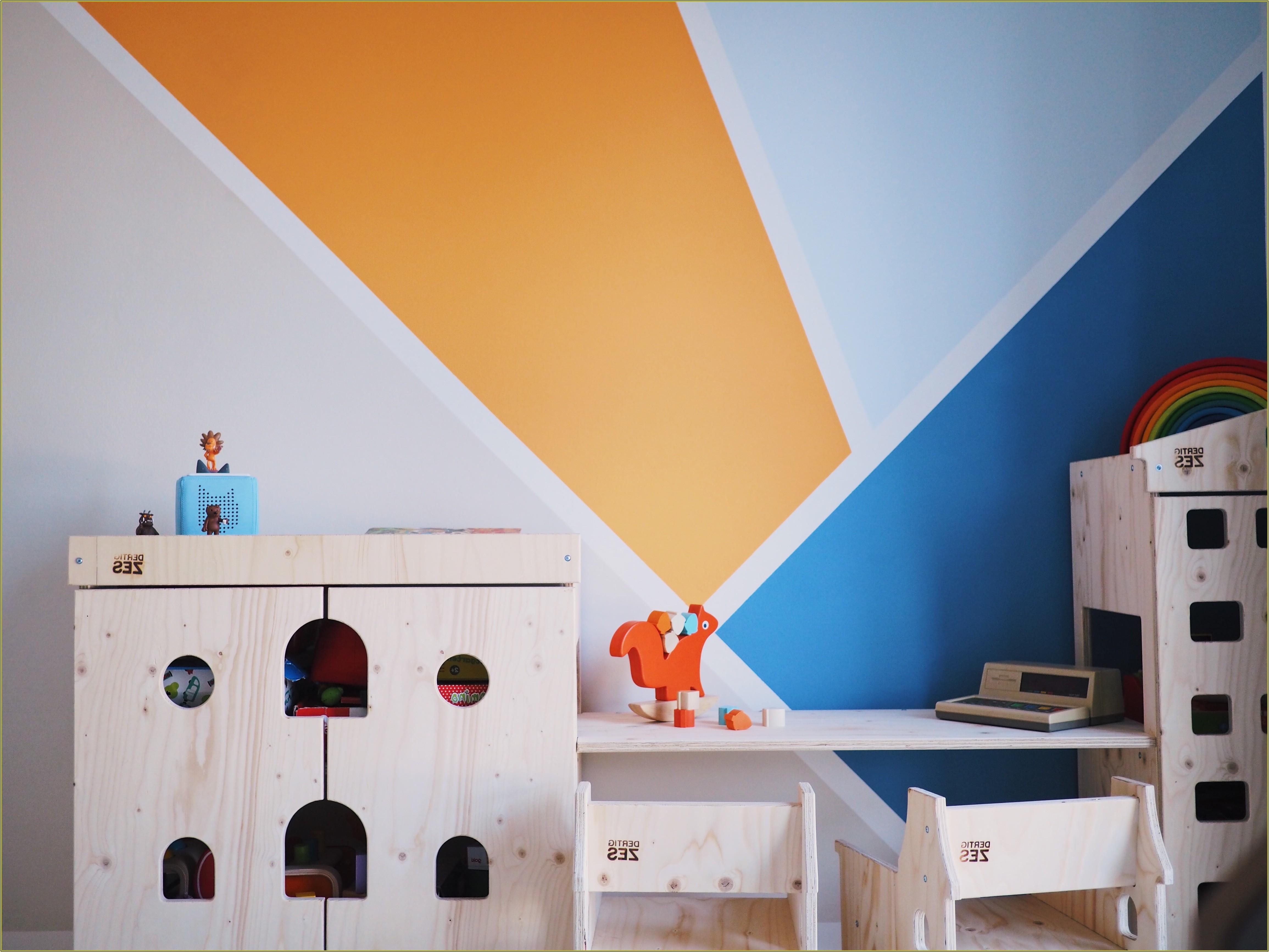 Richtige Farbe Für Kinderzimmer