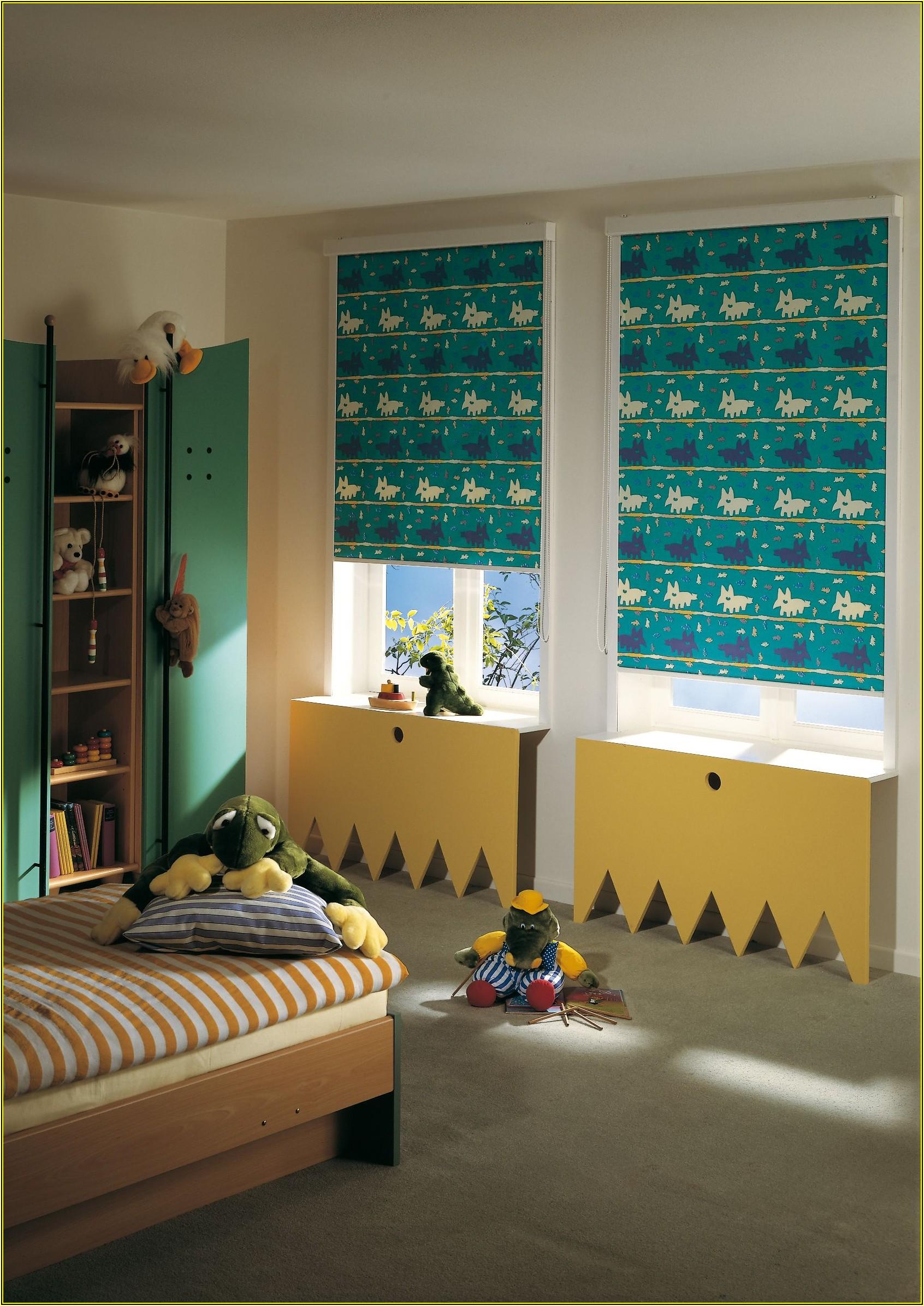 Rollos Für Fenster Kinderzimmer