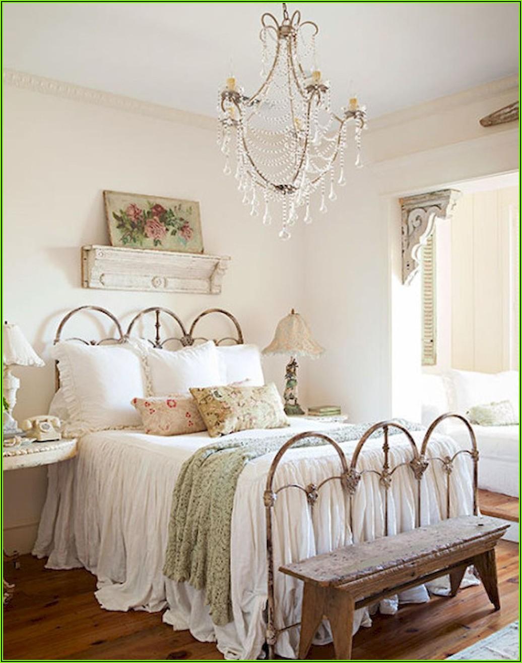 Romantische Deko Schlafzimmer