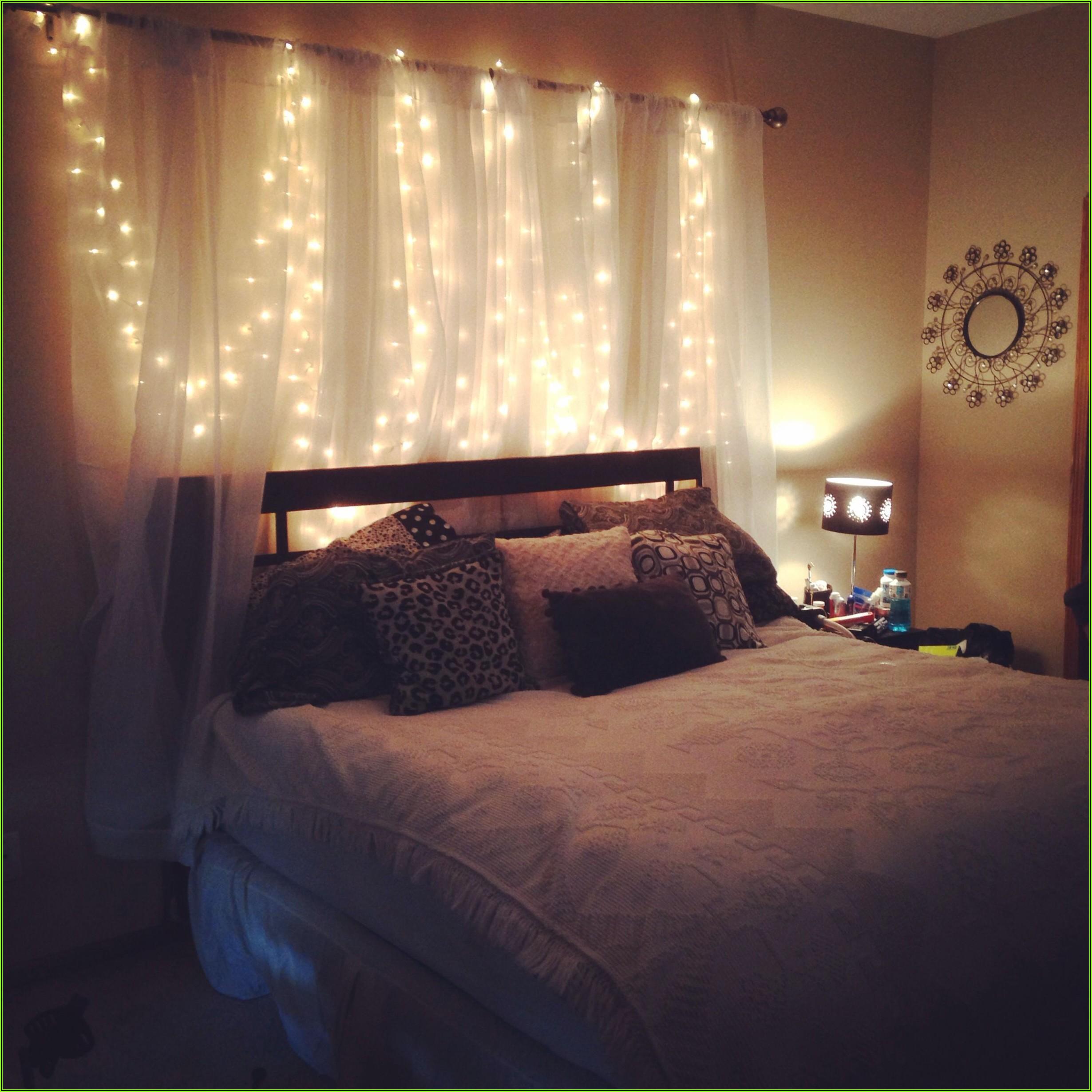 Romantische Dekoration Schlafzimmer