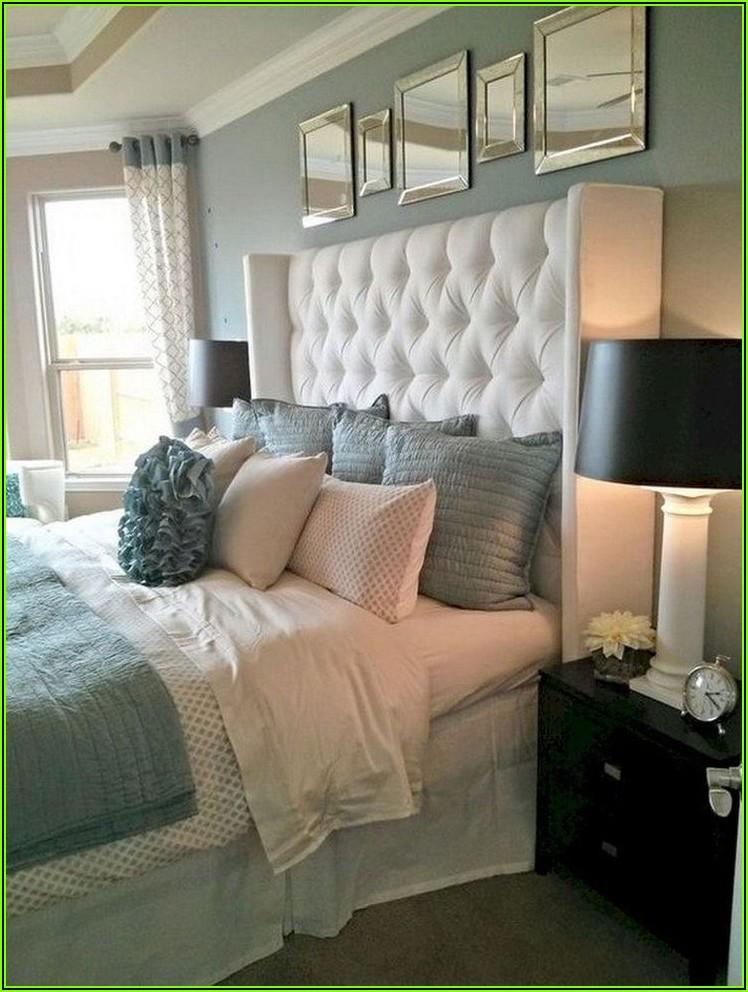 Romantische Schlafzimmer Dekorationen
