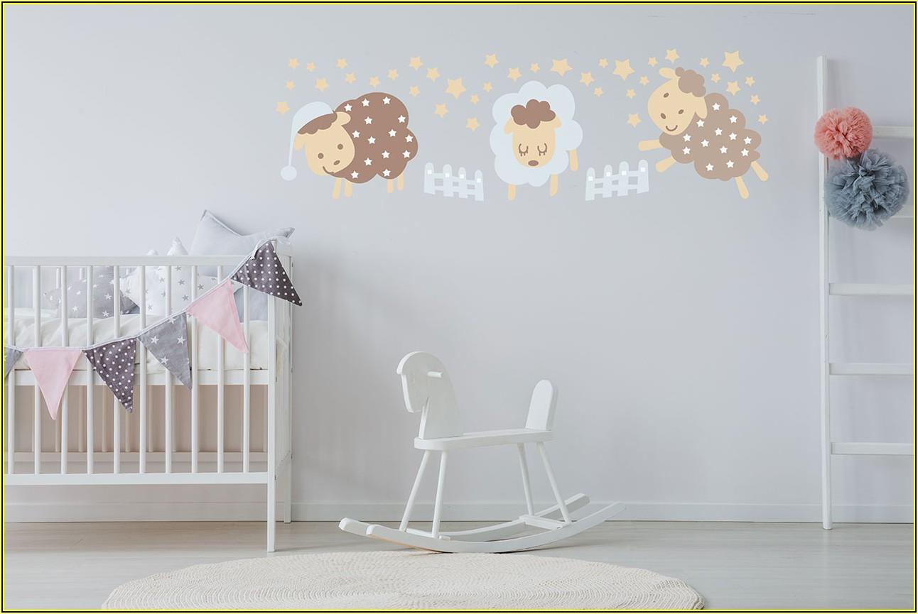 Schablonen Für Wandgestaltung Kinderzimmer
