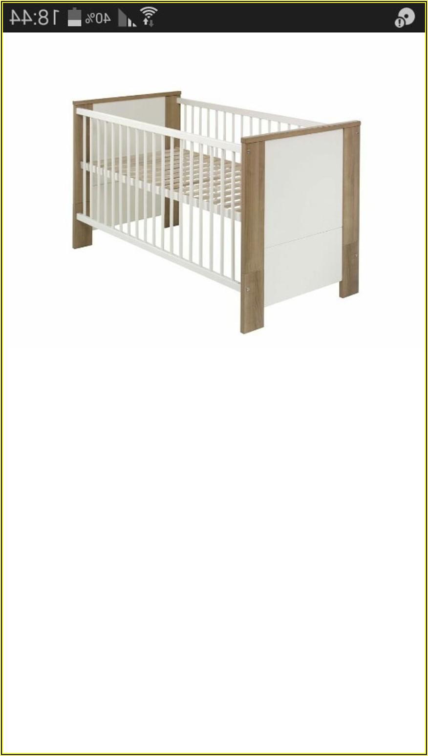 Schardt Kinderbett Cube Nuss