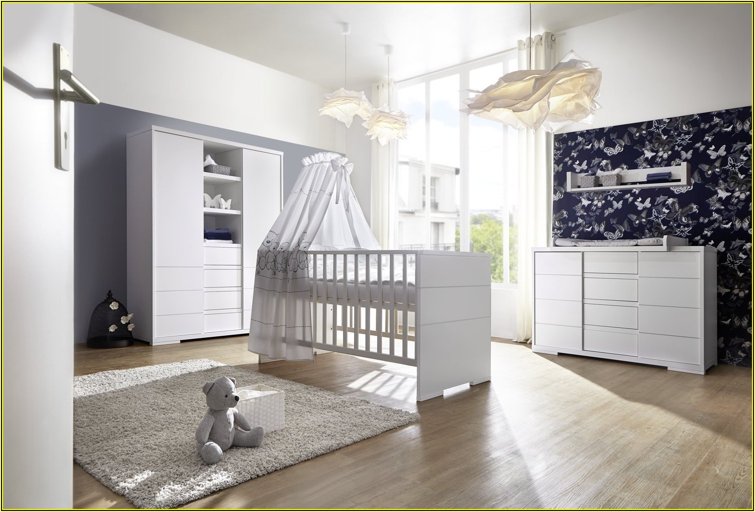 Schardt Kinderzimmer Maxx White