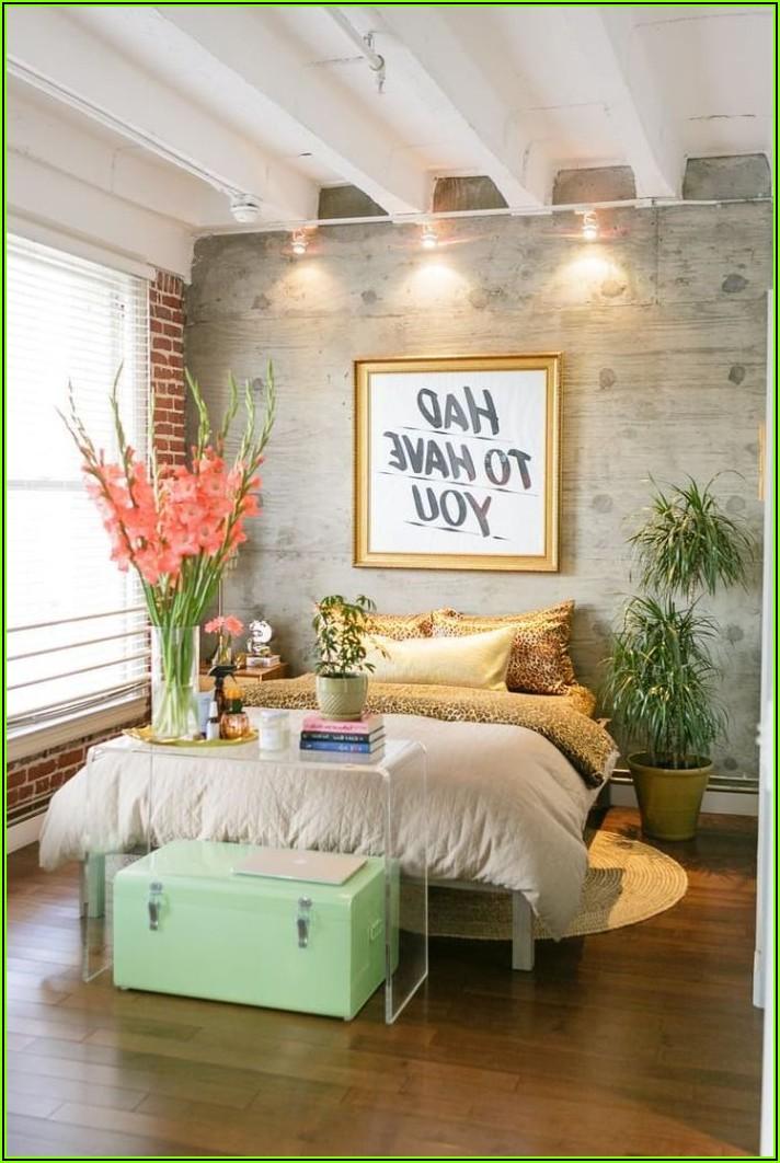 Schlafzimmer Deko Blumen