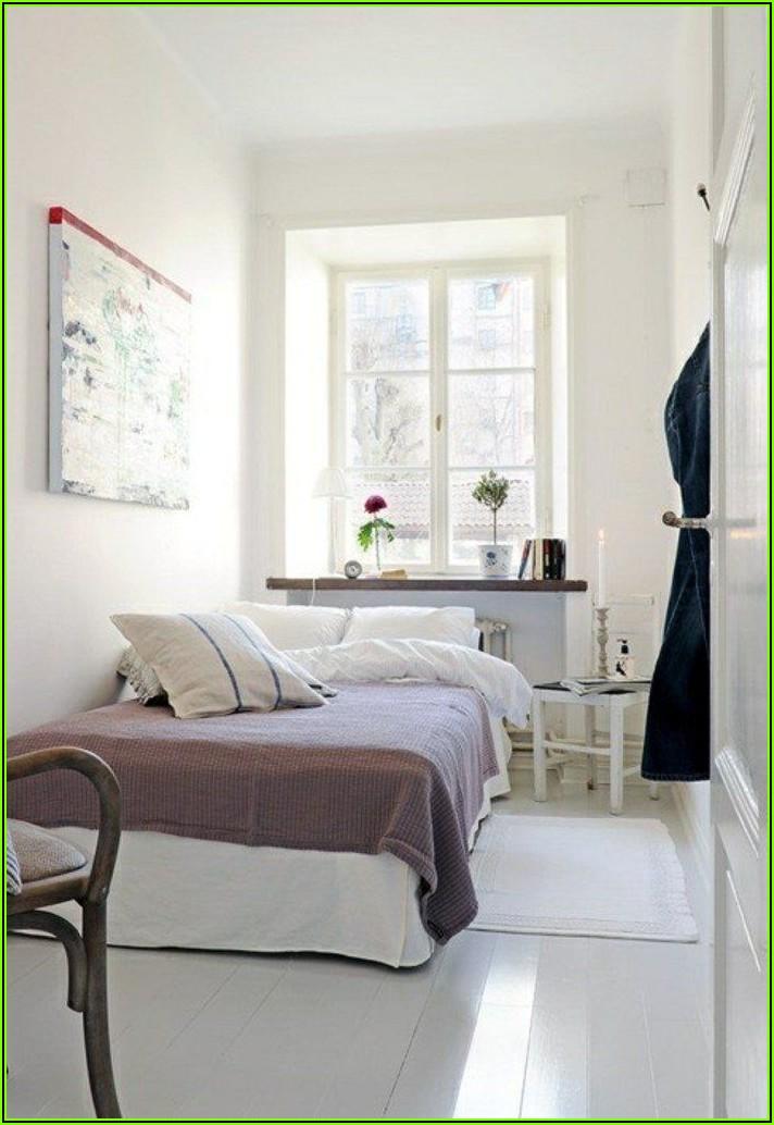 Schlafzimmer Deko Fensterbank