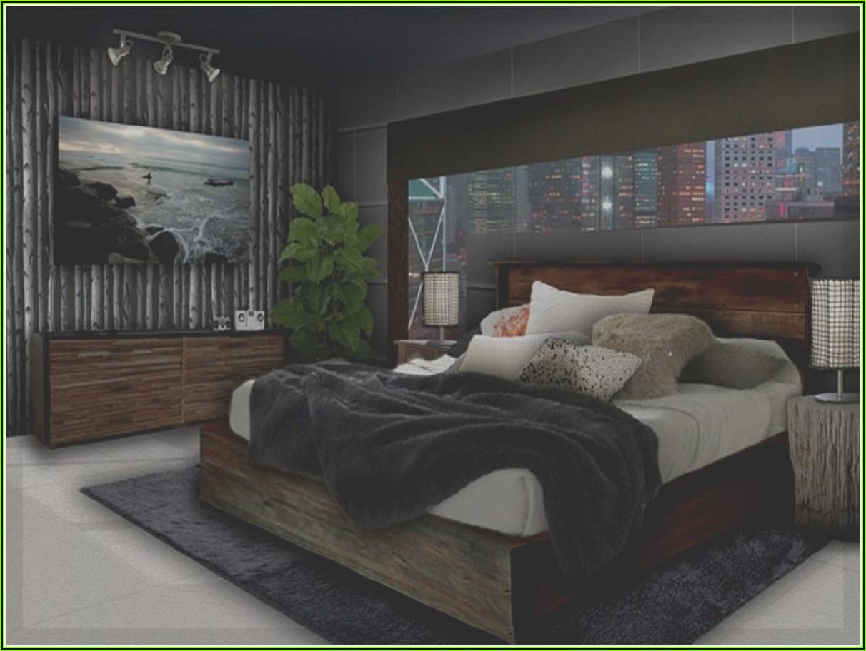 Schlafzimmer Deko Ideen Männer