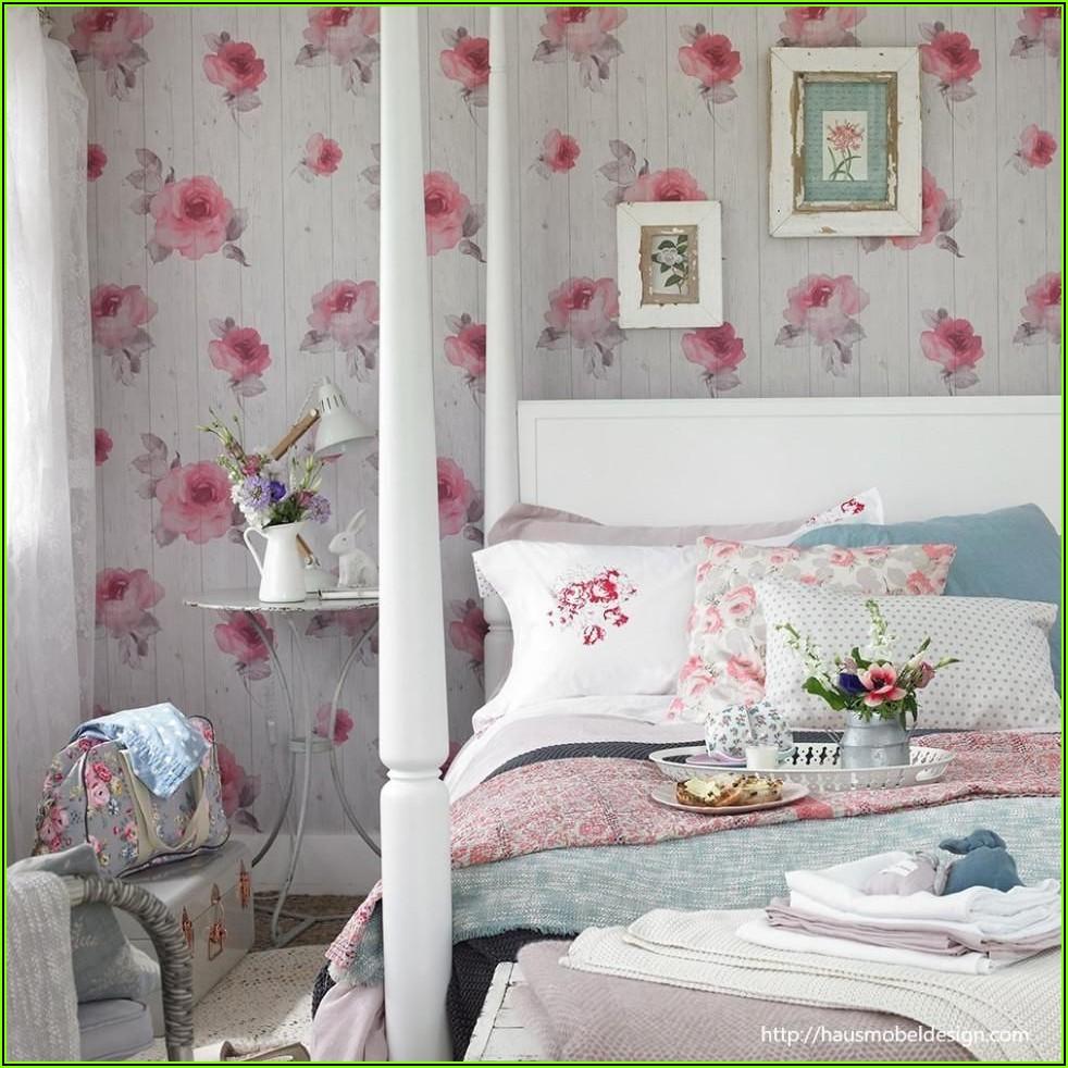 Schlafzimmer Deko Ideen Rosa