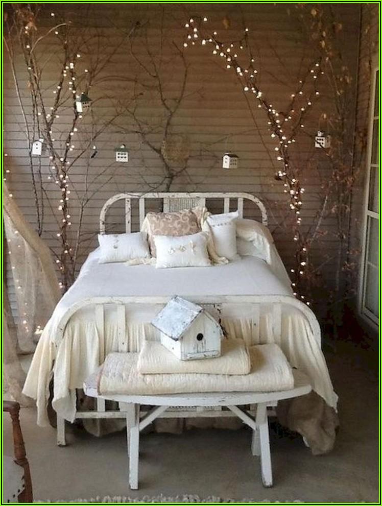 Schlafzimmer Deko Vintage