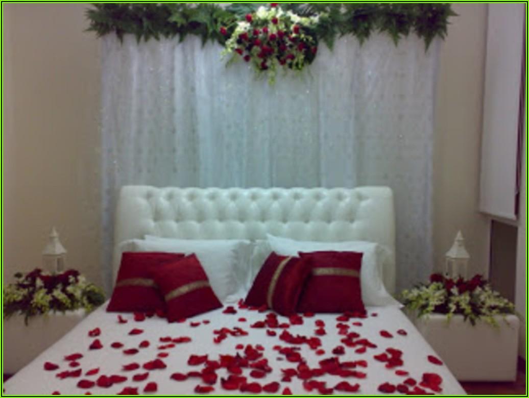 Schlafzimmer Dekorieren Hochzeit