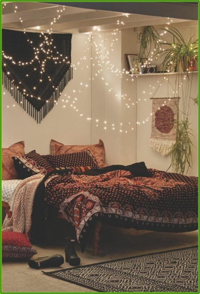Schlafzimmer Einrichtung Deko