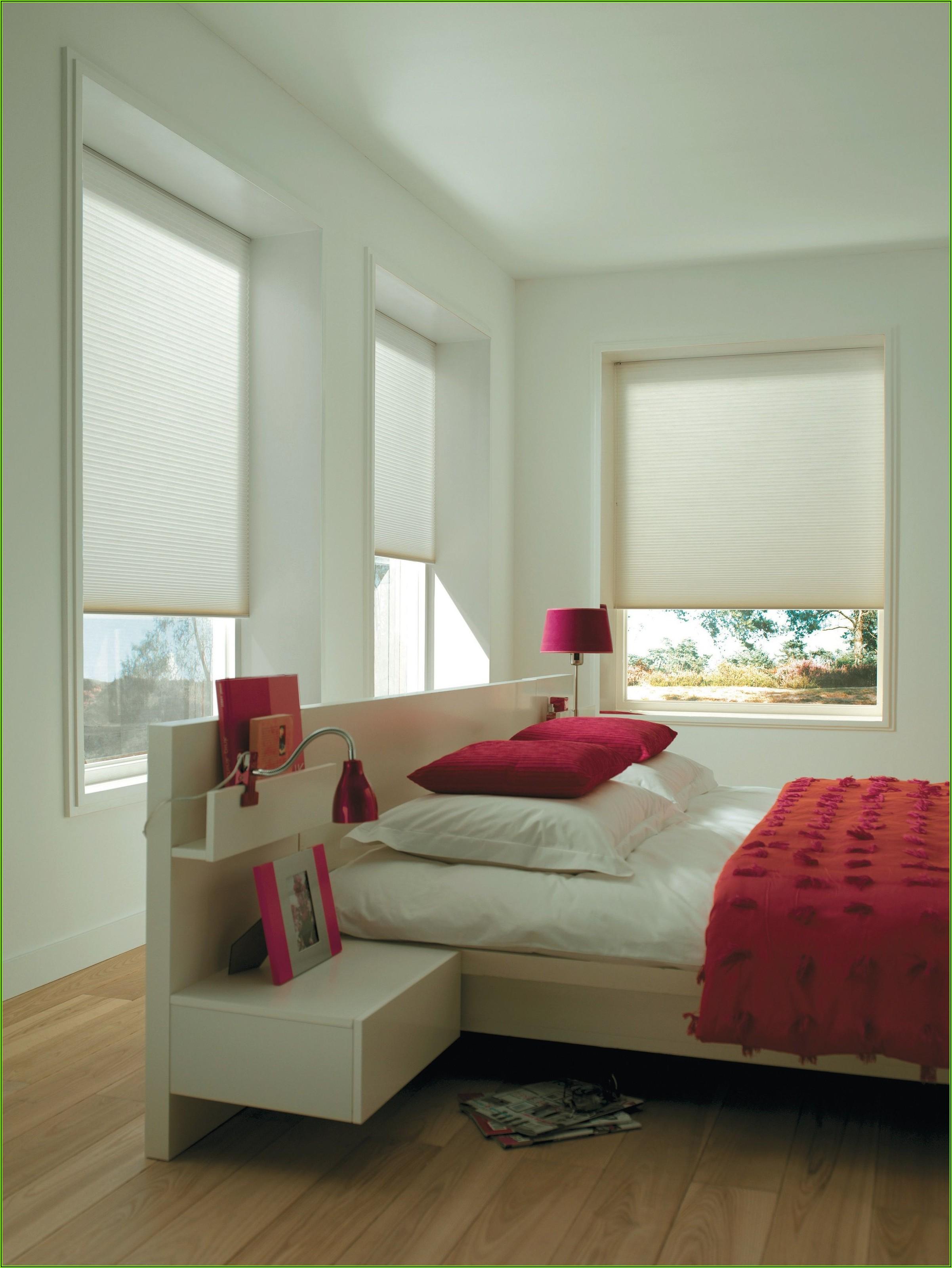 Schlafzimmer Fenster Deko