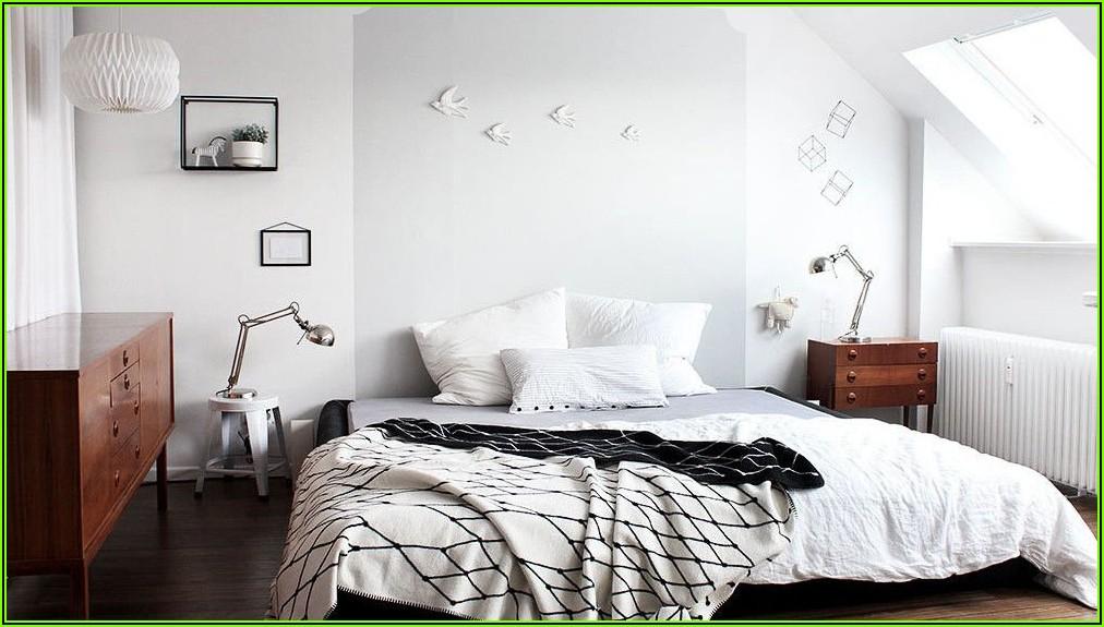 Schlafzimmer Gemütlich Dekorieren