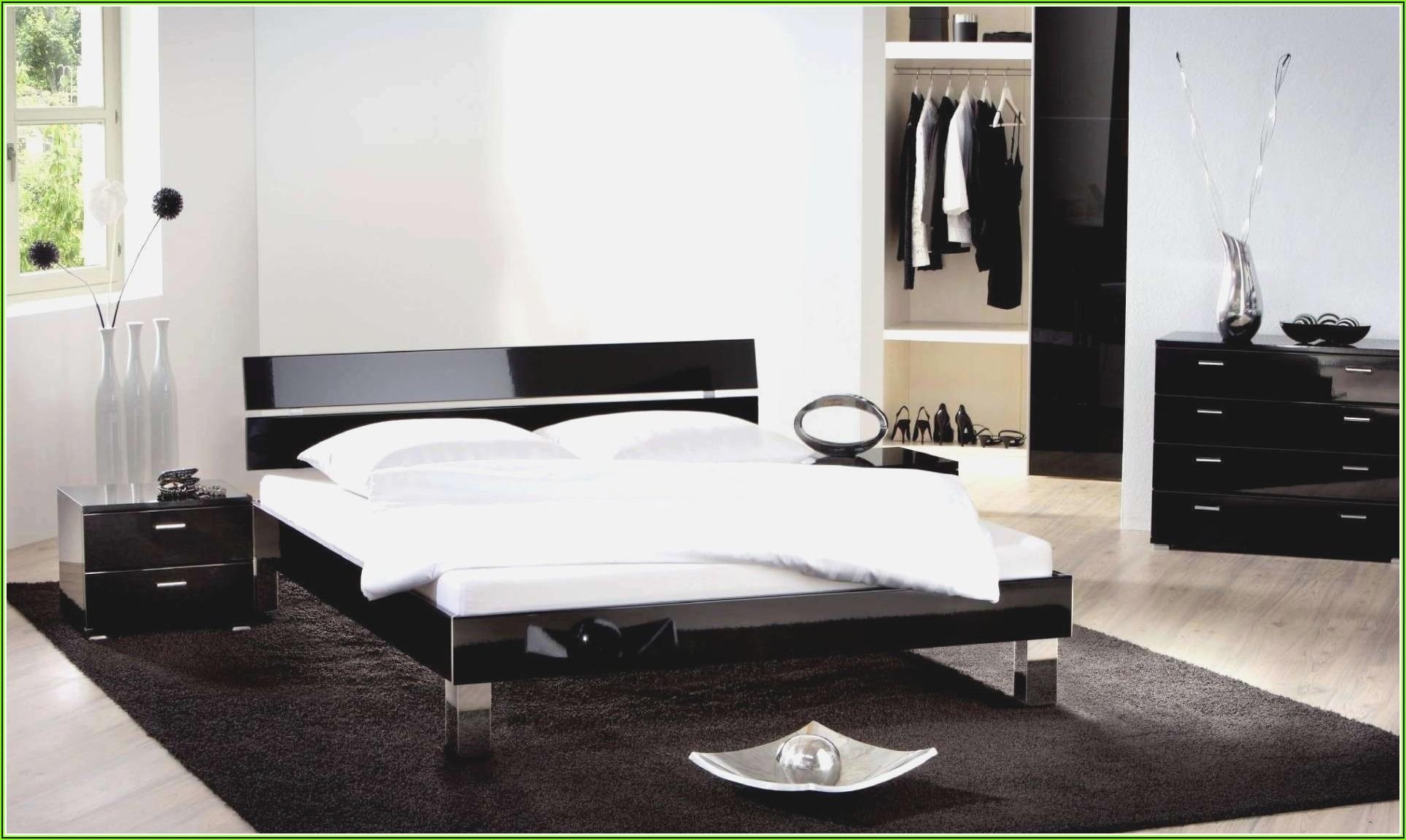 Schlafzimmer Grau Deko