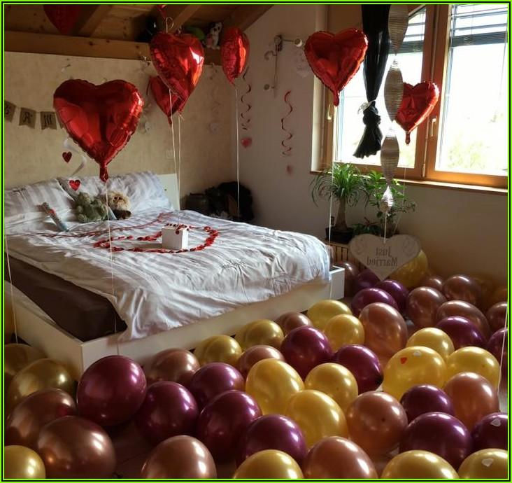 Schlafzimmer Hochzeitspaar Dekorieren