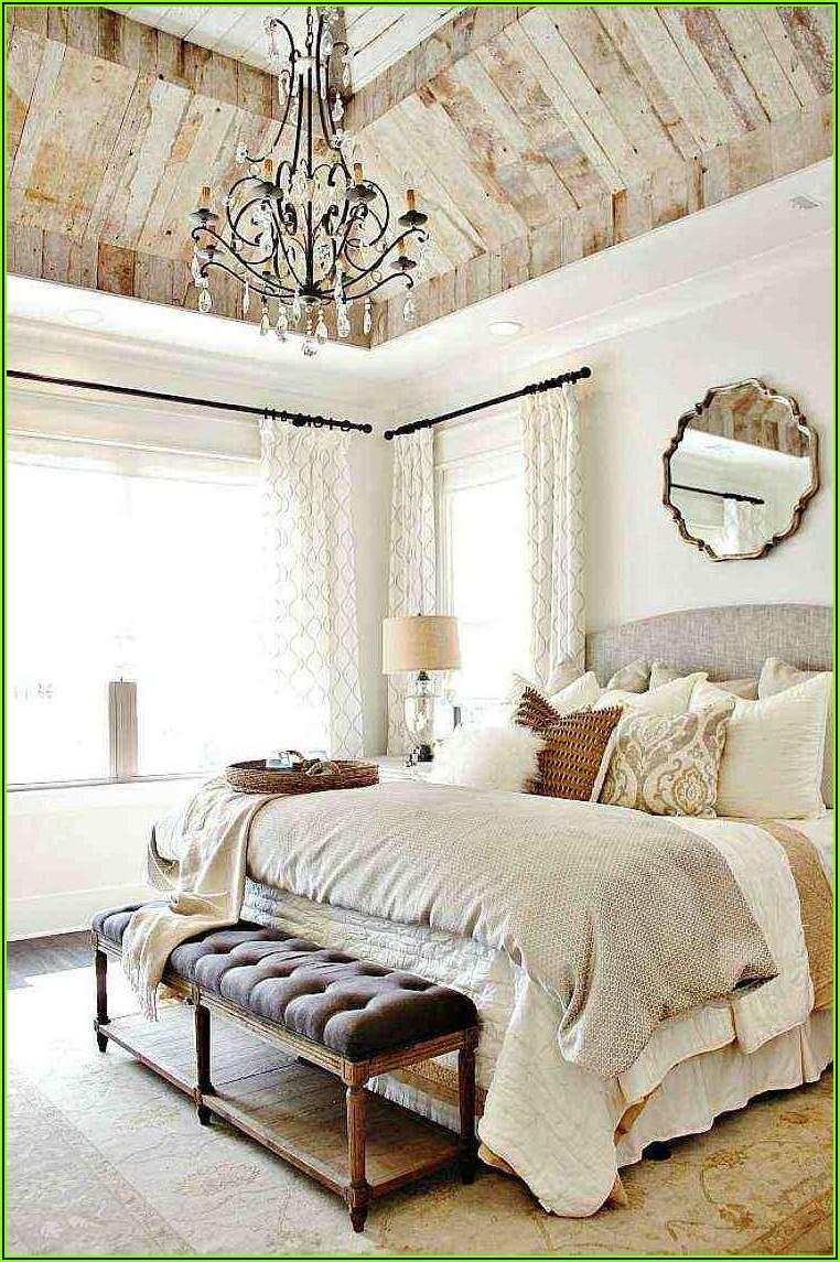 Schlafzimmer Im Landhausstil Dekorieren
