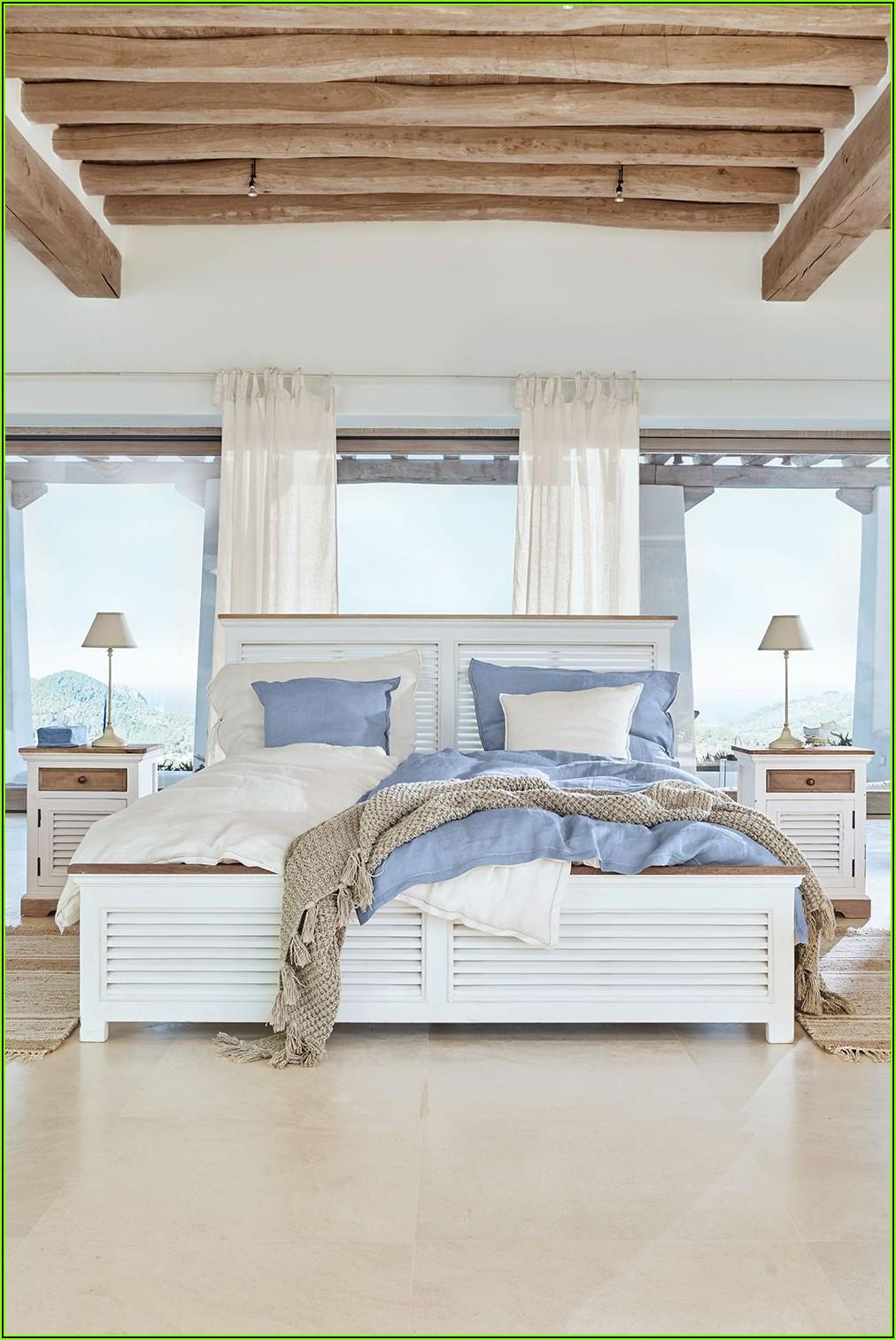 Schlafzimmer Maritim Dekorieren