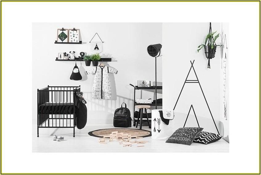 Schwarz Weiß Bilder Kinderzimmer