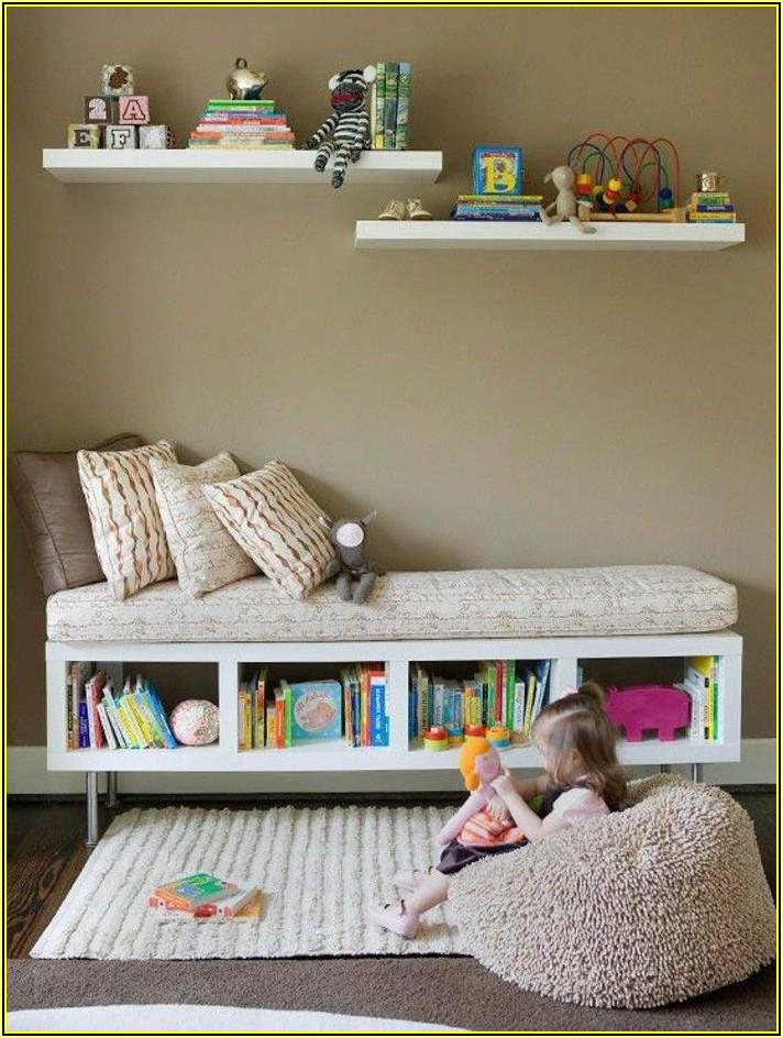 Sitzbank Mit Stauraum Kinderzimmer