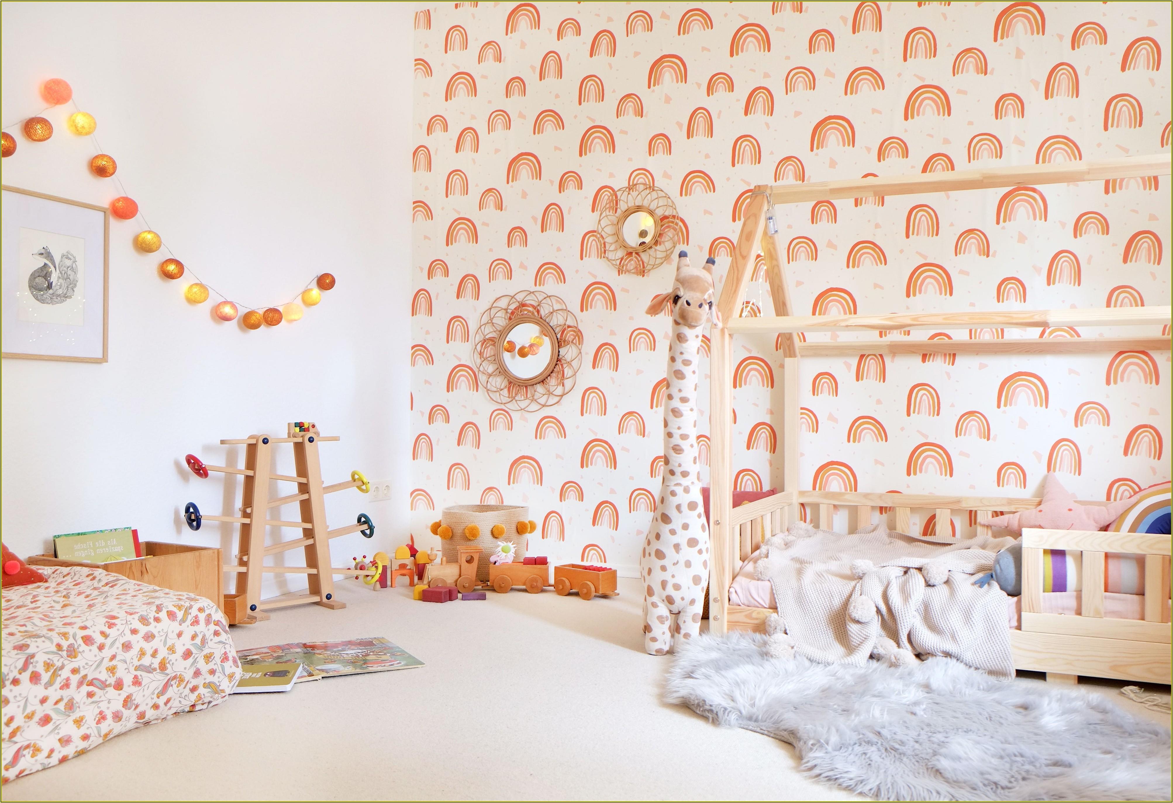 Spiegel Kinderzimmer Mädchen