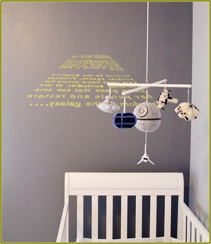 Star Wars Wandbilder Kinderzimmer