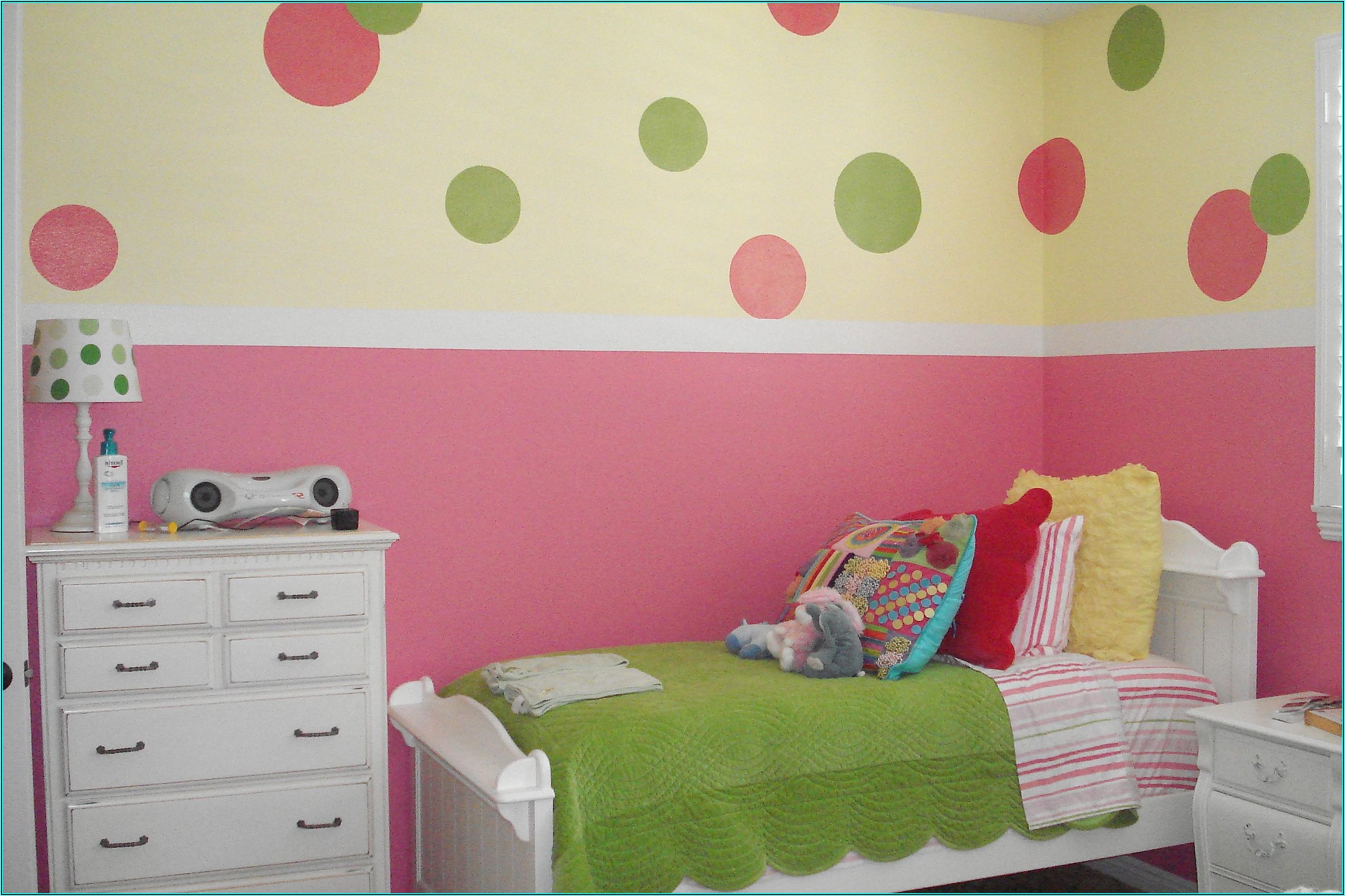 Streich Ideen Kinderzimmer Mädchen