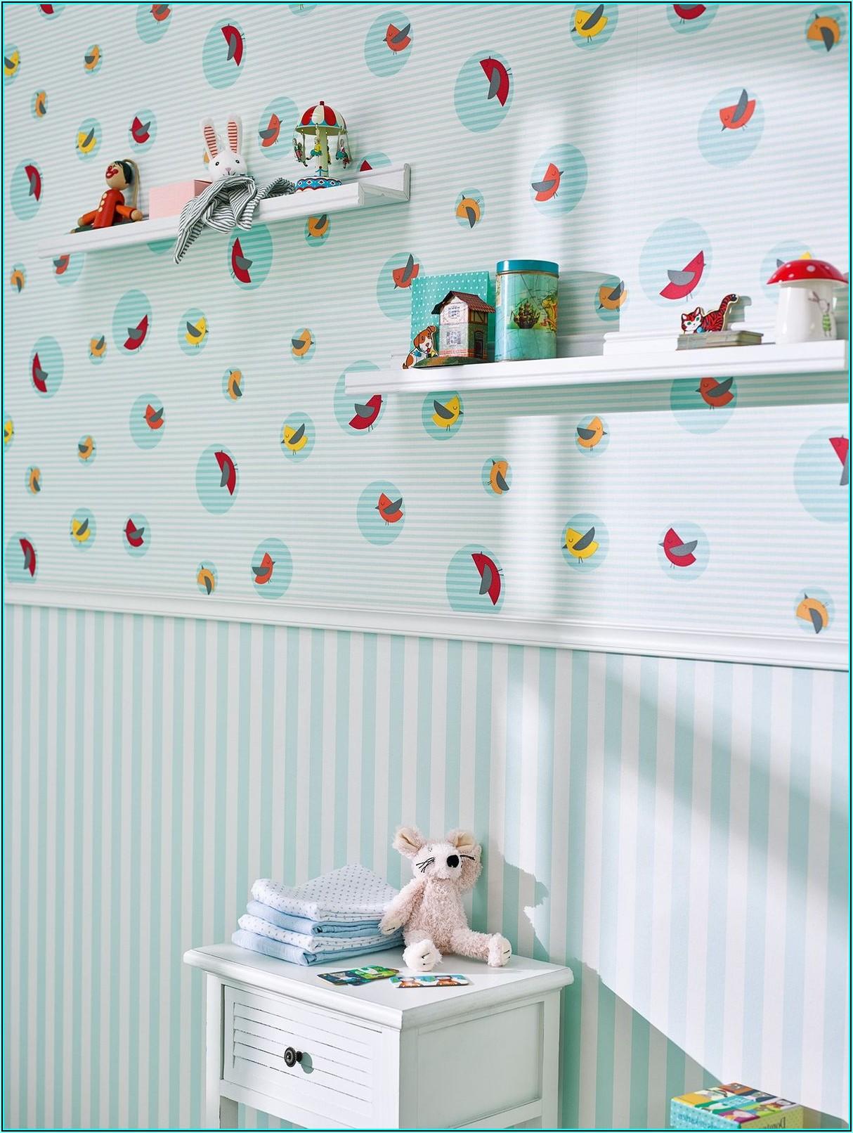 Tapete Kinderzimmer Junge Esprit