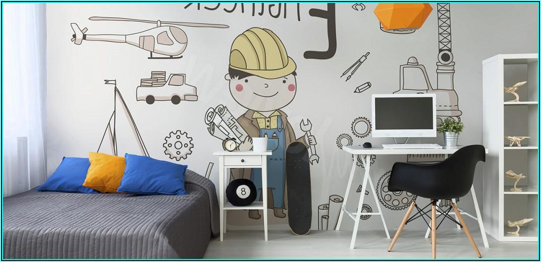 Tapeten Ideen Für Kinderzimmer