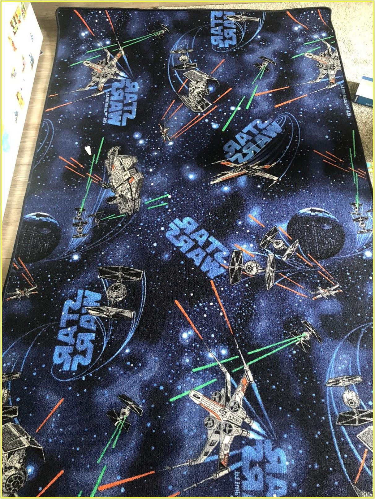 Teppich Kinder Star Wars